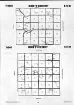 Map Image 009, Gregory County 1990